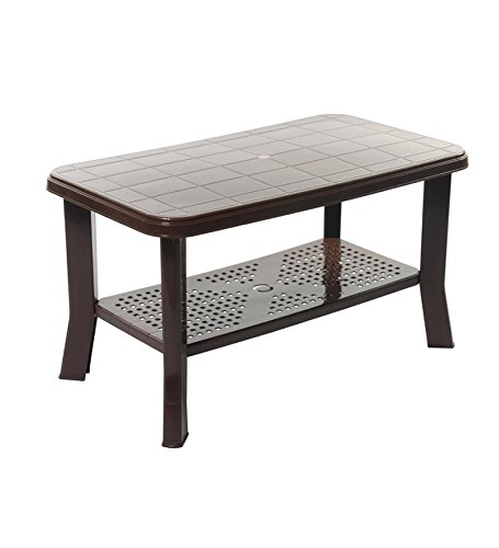 Cello Oasis Ice Brown best Center Table
