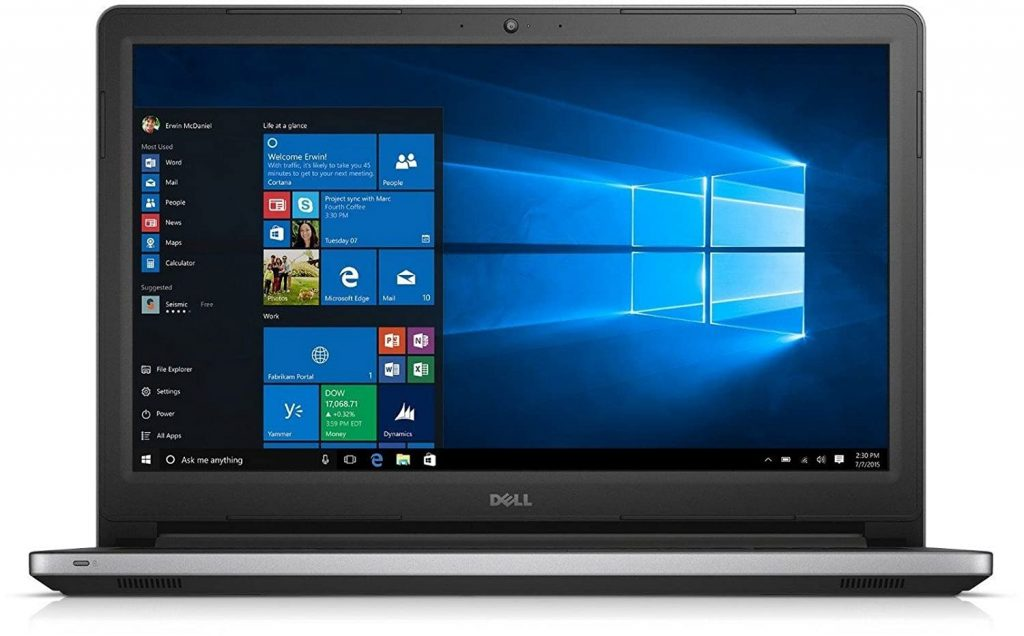 Dell Inspiron 5559 Laptop Best Laptops In India