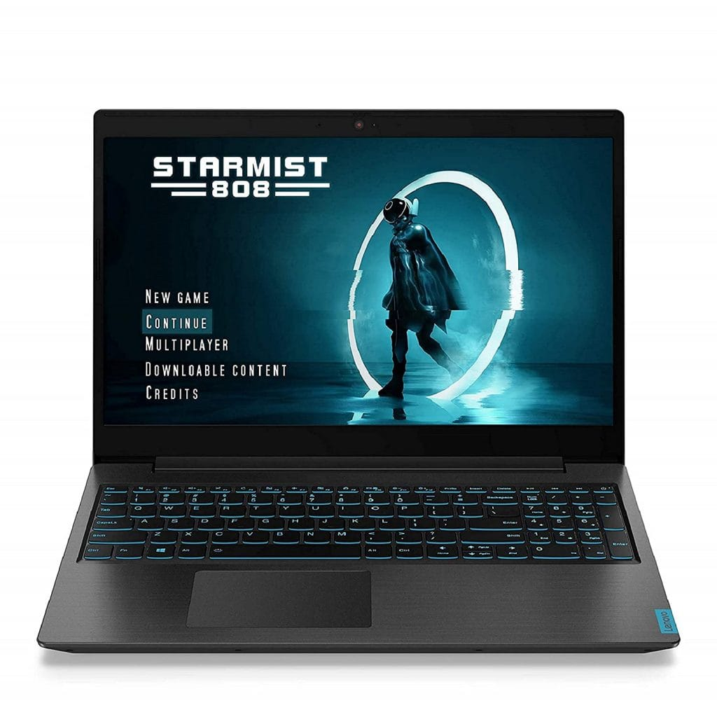 Lenovo Ideapad L340 9th Gen Intel Core i5 15.6 inches FHD Gaming Laptop Best Gaming Laptops Under 60000 To 70000