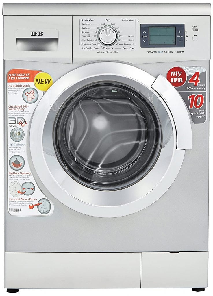 6 7 7 Best IFB Washing Machines in India With Price [month] [year]