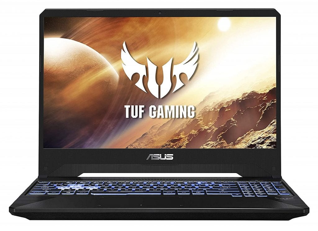 Asus FX505DT-AL202T TUF Gaming Laptop Gaming Laptops Under 60000