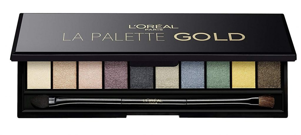 L'Oreal Paris La Gold 7 Grams Best Eyeshadow Palette