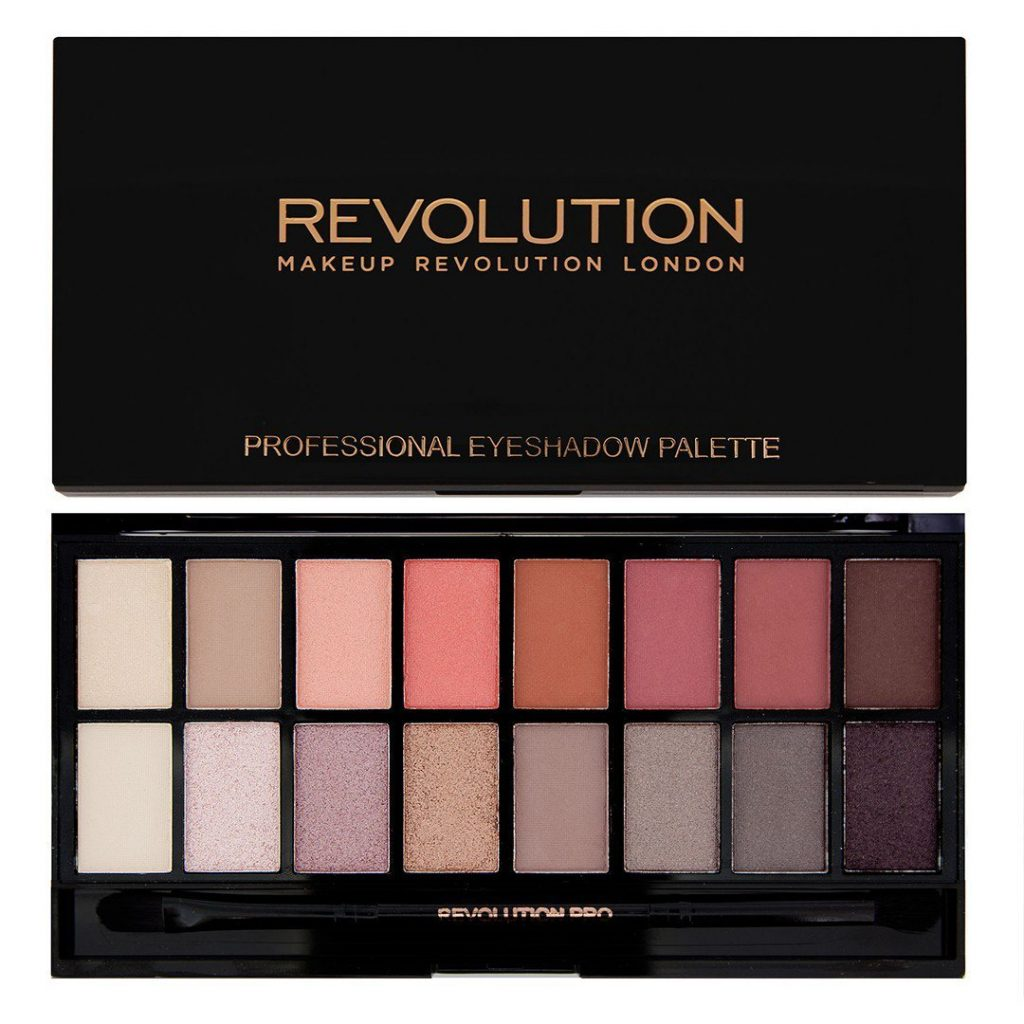 Makeup Revolution London Neutrals 16 Grams Salvation Best Eyeshadow Palette
