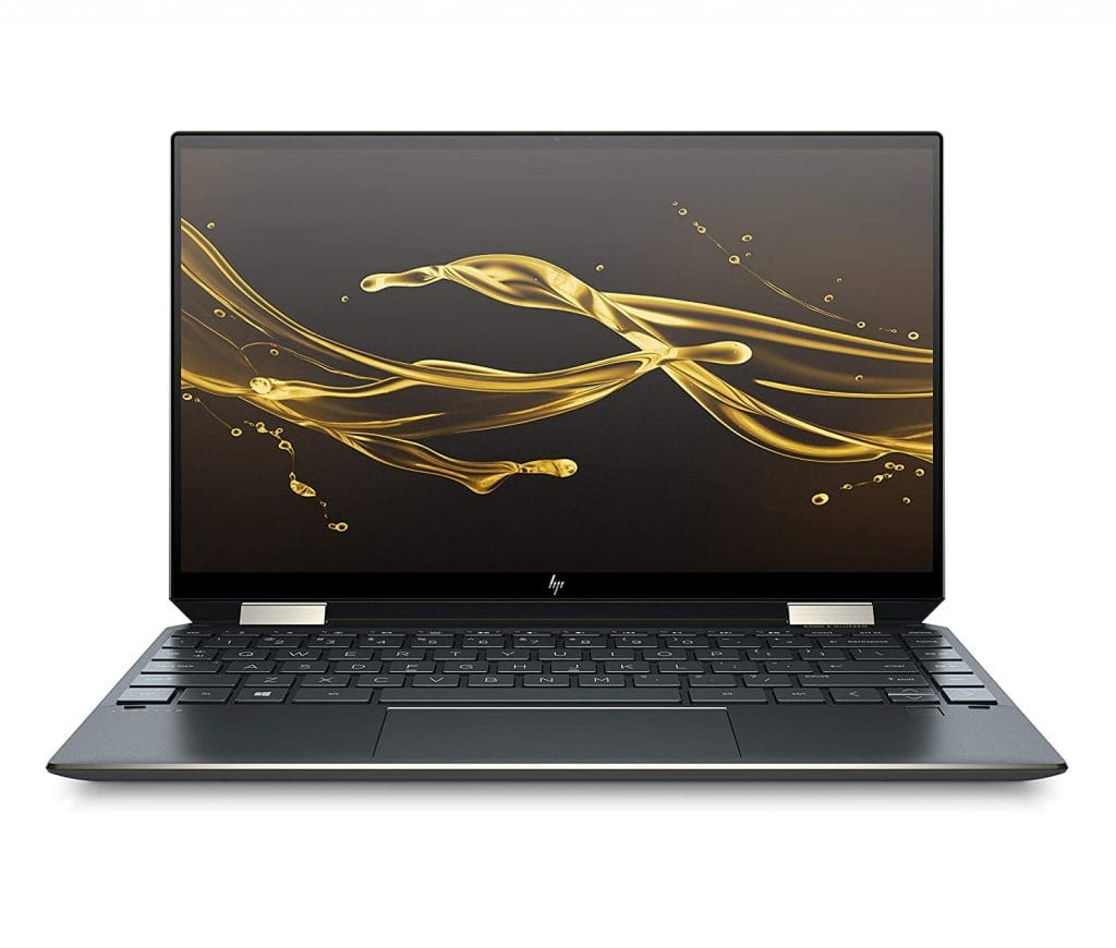 HP Spectre x360 Best Laptop For Programming