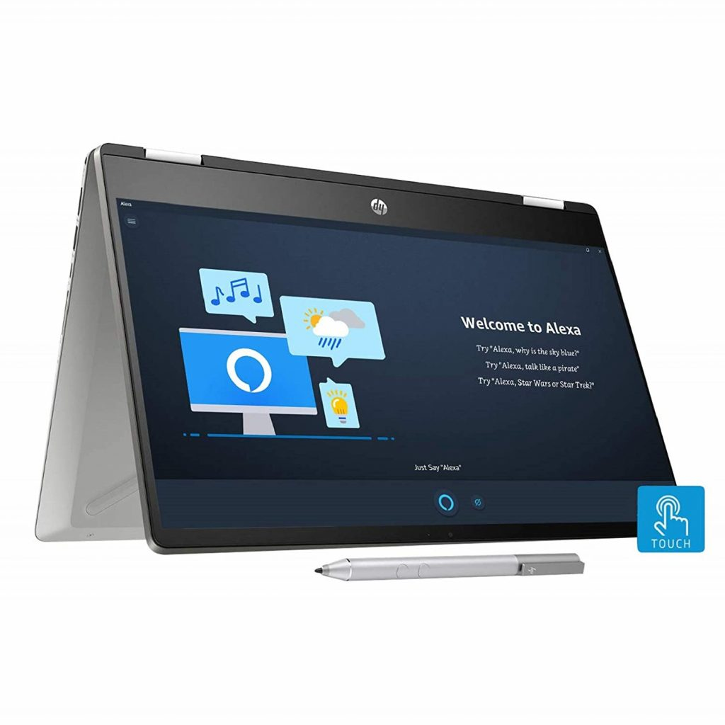 HP Pavilion x360 Best Laptop For Programming