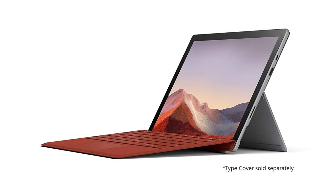 Microsoft Surface Pro 7 Best Laptop For Programming
