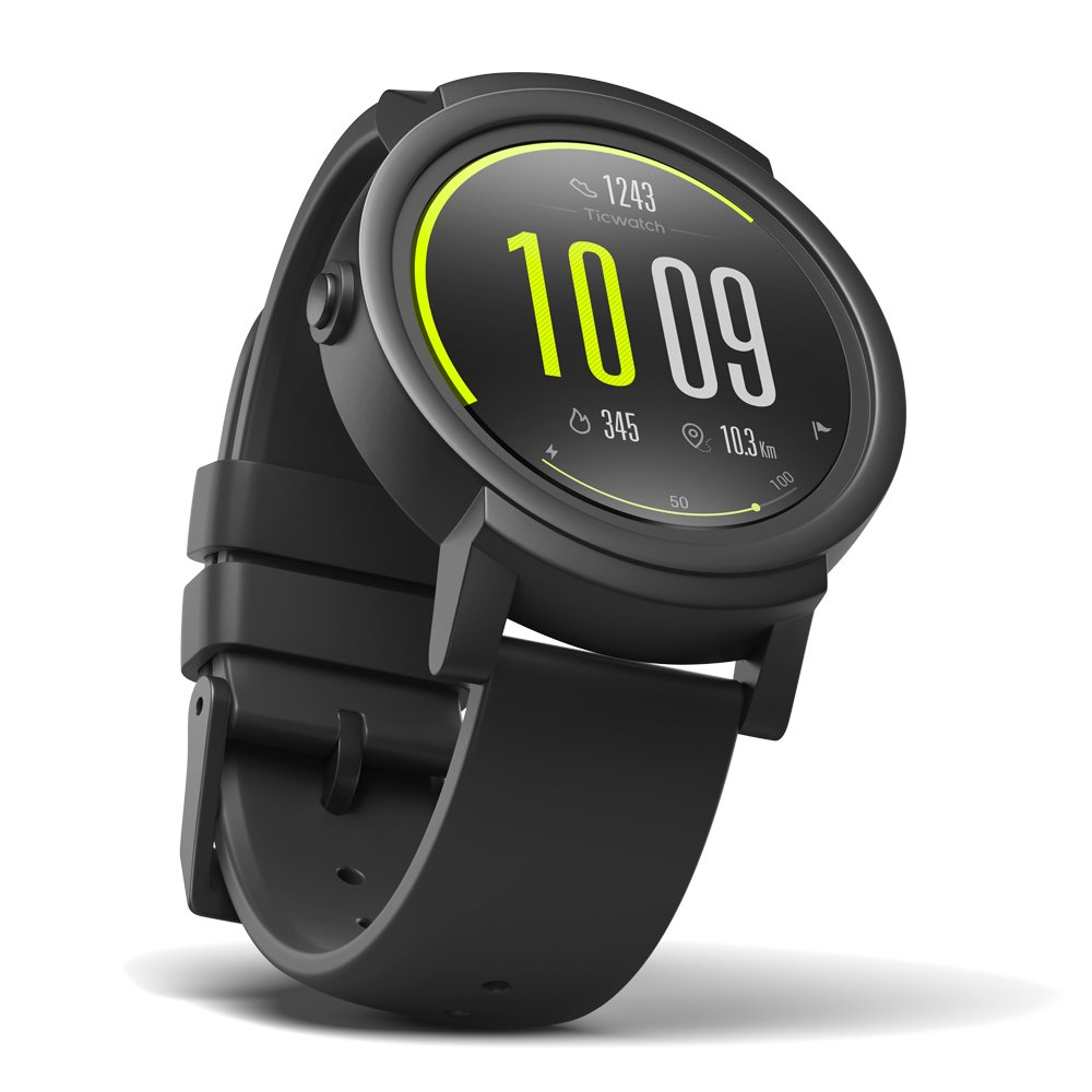 Ticwatch E most comfortable best Smartwatch
