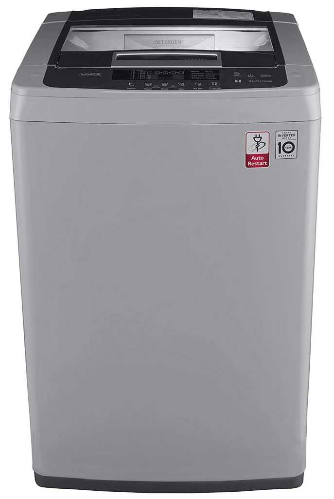 LG 6.5 kg T7581NDDLG.AFSPEIL Best Top Load Washing Machine