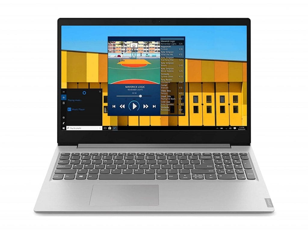 Lenovo Ideapad S145 AMD RYZEN 3 3200U laptops under Rs 25000