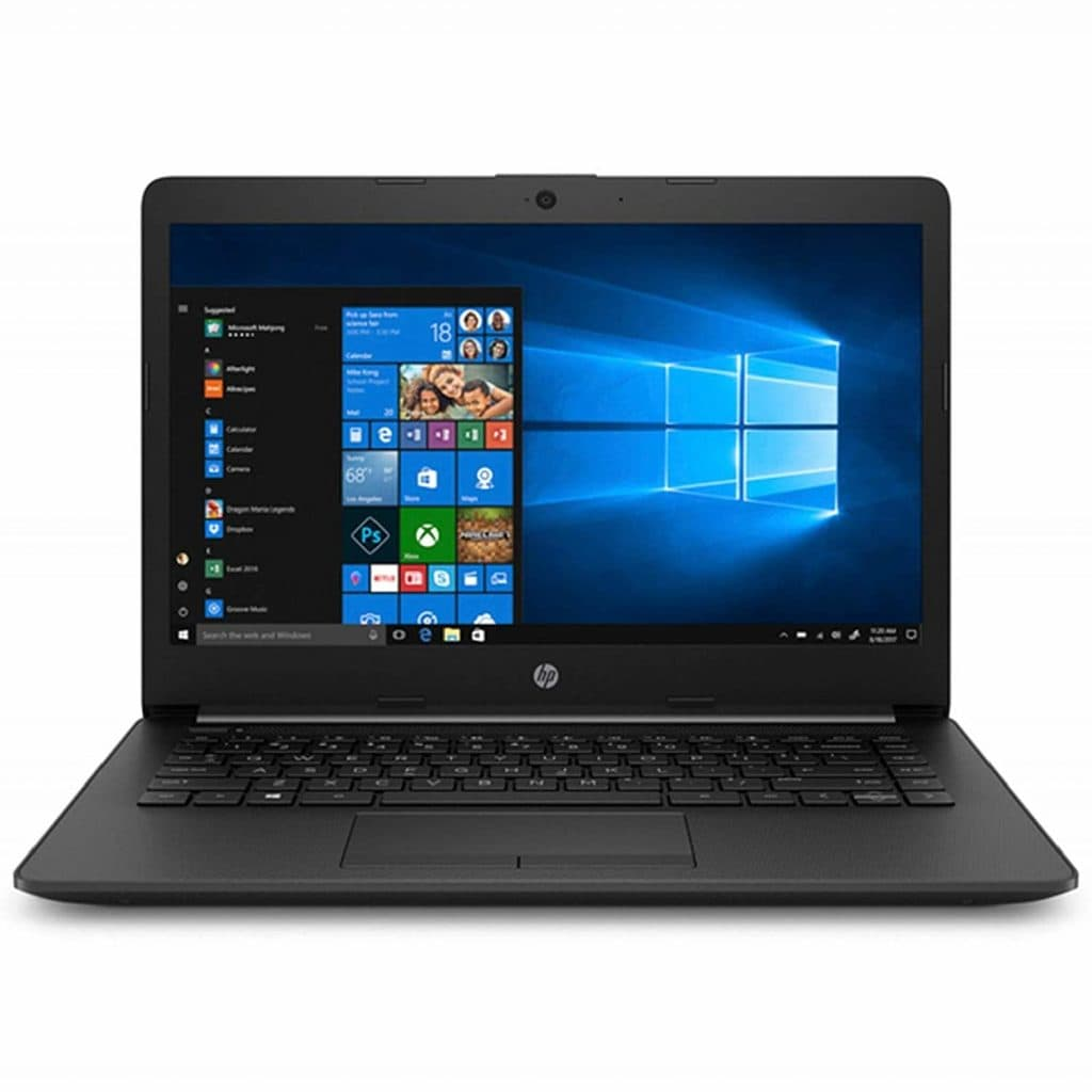 HP 14 Pentium Gold 14-inch laptops under Rs 25000