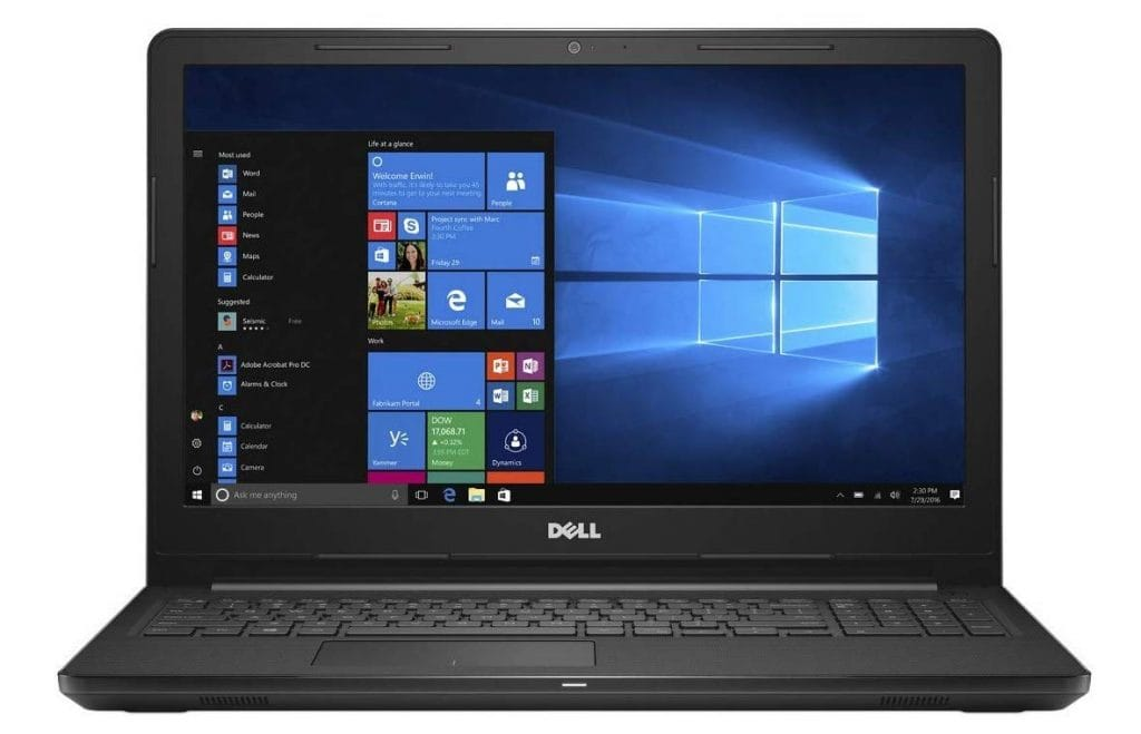Dell Inspiron 3565 AMD APU laptops under Rs 25000