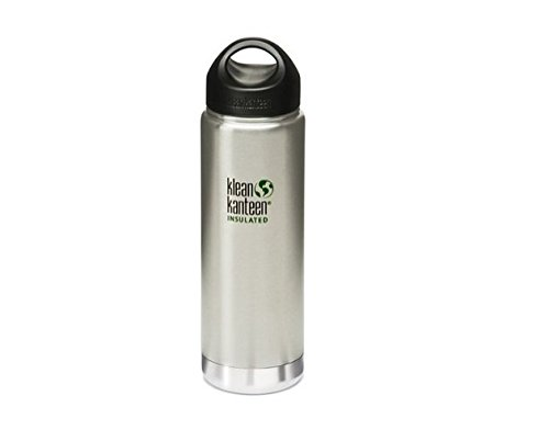 Klean Kanteen Wide Insulated Stainless Steel Bottle