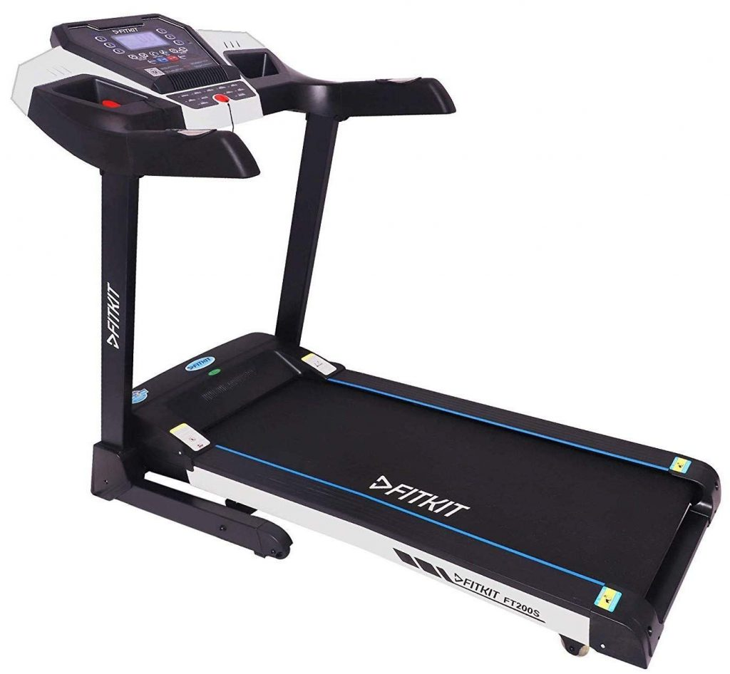 Fitkit FT200 Series Motorized Treadmill for home