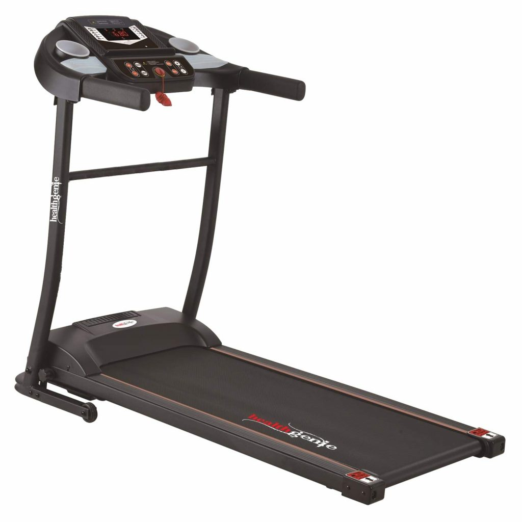 Healthgenie 3911M 1.0 HP Motorized Treadmill for home
