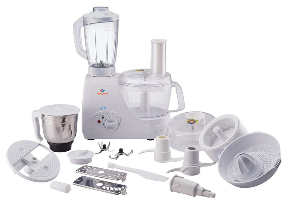 Bajaj FX-11 Best Food Processor 600 Watt Motor