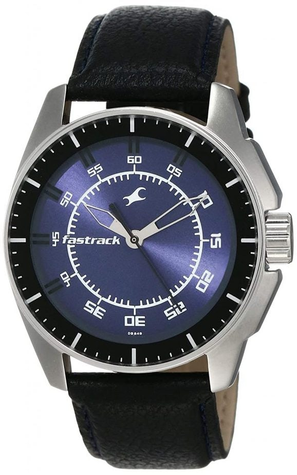 Fastrack NL3089SL01 Analog Fastrack Watch For Men