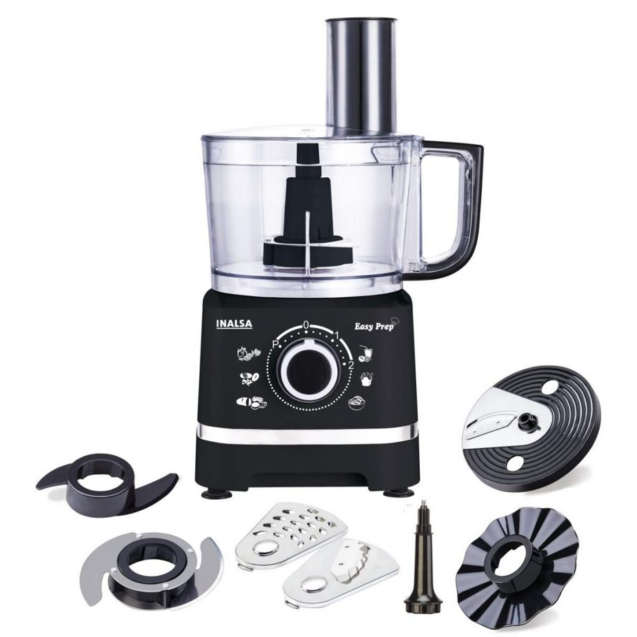 Inalsa Fiesta Best Food Processor 650-Watt