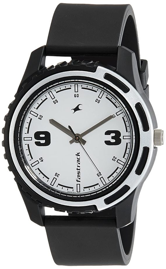 Fastrack Casual Analog Watch-NL3114PP01 best Fastrack watch for men