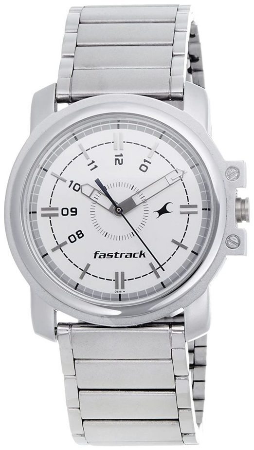 Fastrack Economy Analog - NG3039SM01C best Fastrack watch for men