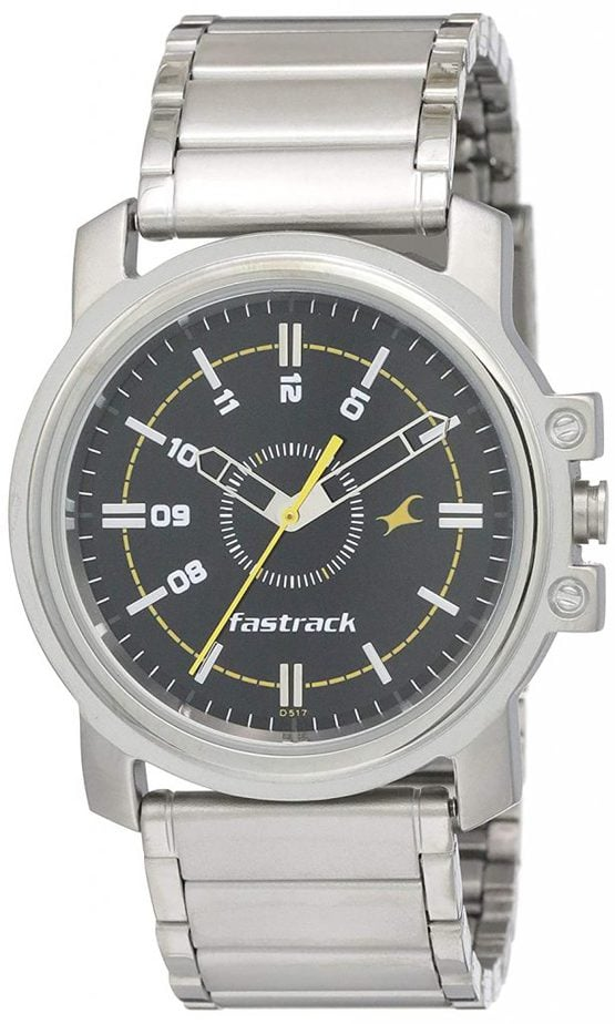Fastrack Economy Analog - NG3039SM02C best Fastrack watch for men