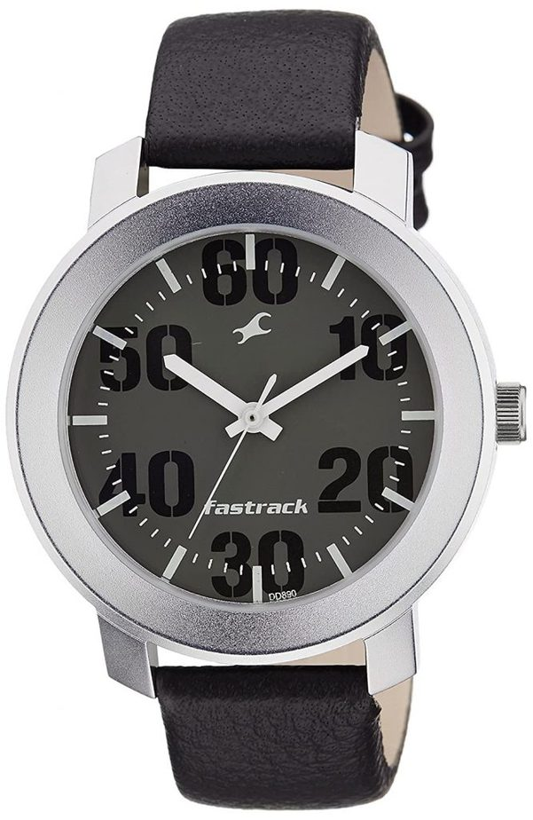 Fastrack Casual Analog - NK3121SL02 best Fastrack watch for men