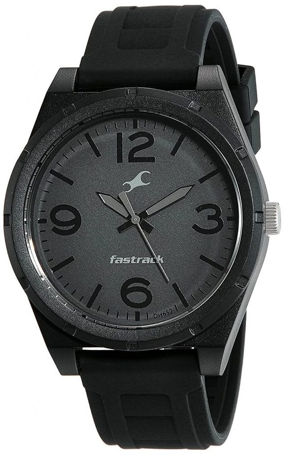 Fastrack Trendies Analog NL38040PP01 best Fastrack watch for men