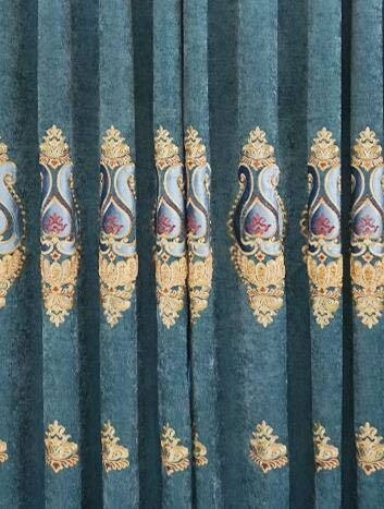 Generic Geometric best Blackout Curtains in India