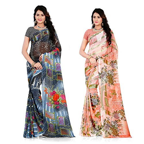 Anand Georgette Sarees