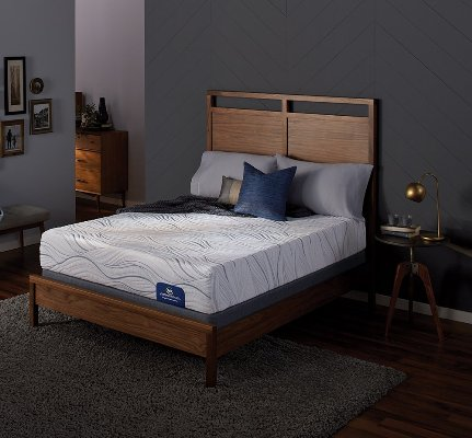 Serta Perfect Sleeper Series IComfort Hybrid Firm Mattress